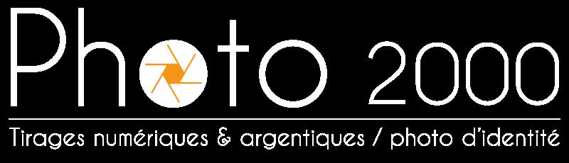 Logo Photo 2000 - Magasin impression photo à Saint Nazaire