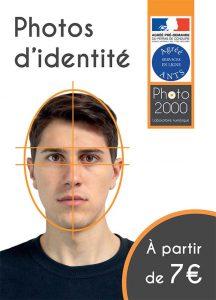 Tirage et prise de photos d'identité à Saint Nazaire