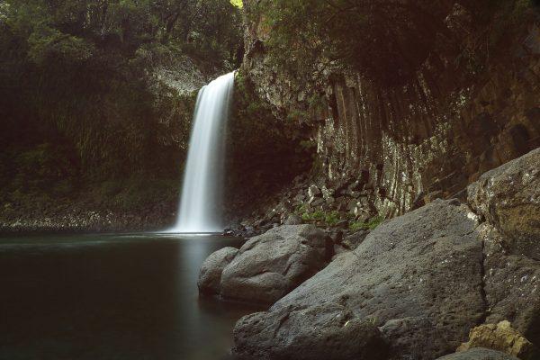 Cascade du Bassin de la Paix